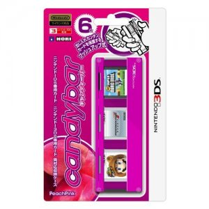 Candybar for Nintendo 3DS [Peach Pink Ve...