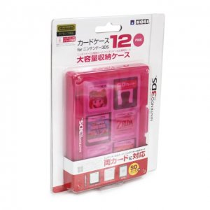 3DS Card Case 12 (Pink)