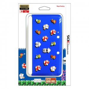 Body Cover 3DS Type F (Super Mario Bros....