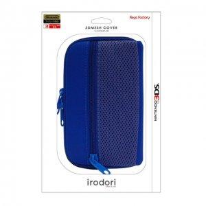 3D Mesh Cover 3DS (blue)