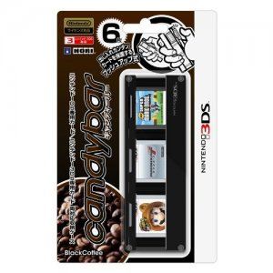 Candybar for Nintendo 3DS [Black Coffee ...