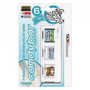 Candybar for Nintendo 3DS [White Milk Ve...