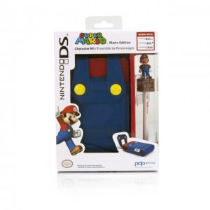 PDP Character Case for 3DS (Mario Editio...