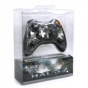 Xbox 360 Wireless Controller SE (Halo 4 ...
