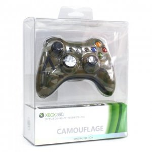 Xbox 360 Wireless Controller SE (Camoufl...
