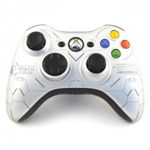 Xbox 360 Wireless Controller [Halo Reach...