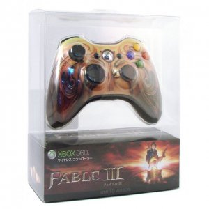 Fable III Xbox 360 Wireless Controller L...