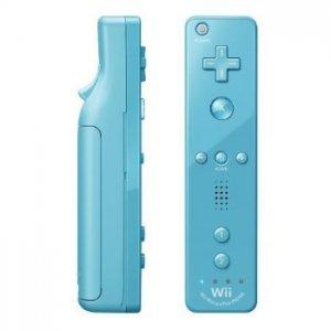 Wii Remote Plus Control (Blue)