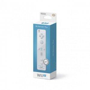 Wii U Remote Plus Control (White)