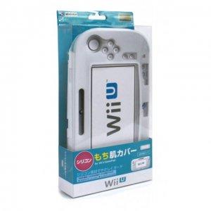 Silicon Cover for Wii U GamePad (White)