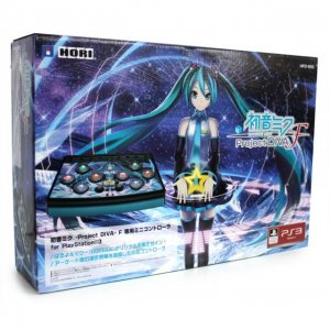 Hatsune Miku -Project Diva- F Mini Contr...