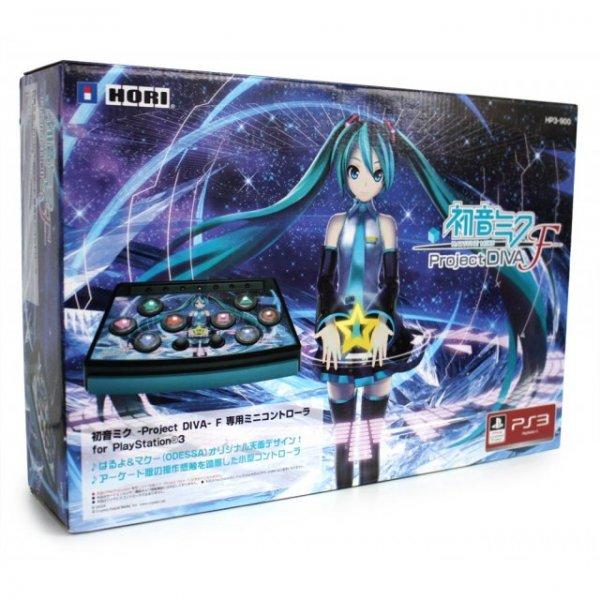 Hatsune Miku -Project Diva- F Mini Controller for PS3