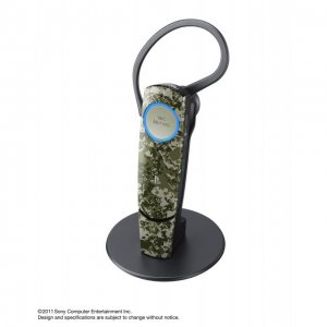 Bluetooth Headset (Urban Camo)