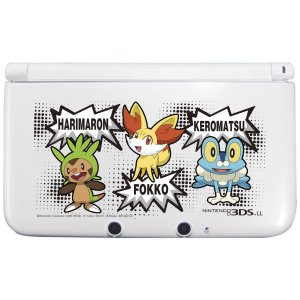 Pokemon Hard Cover for 3DS LL (Tabidachi...