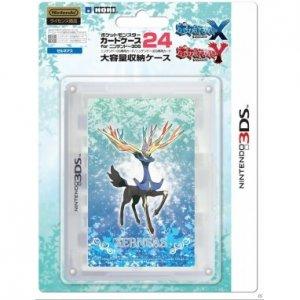 Pokemon Card Case 24 for 3DS (Xerneas)