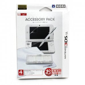 Accessory Pack for 3DS LL