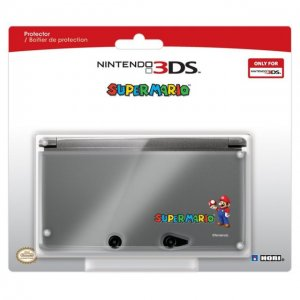 3DS Protector (Super Mario Version 2)