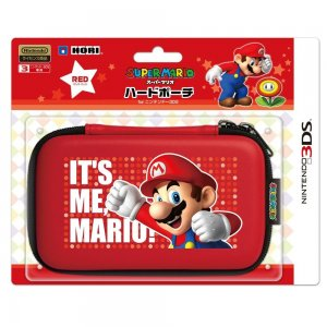 3DS Hard Pouch 3DS (New Super Mario Bros...