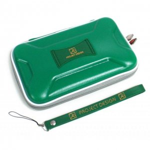 Airform Pouch (Green) for Nds I ll