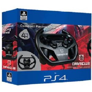 Compact Racing Wheel for Playstation 4 [...