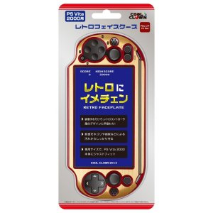 Retro Face Case for PlayStation Vita New...