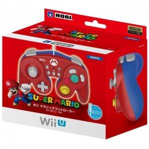 Classic Controller for Wii U (Mario)