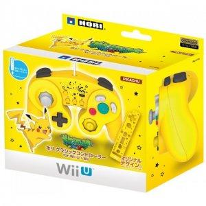 Classic Controller for Wii U (Pikachu)