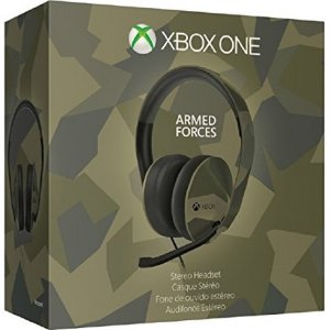 Microsoft Xbox One Stereo Headset (Armed...