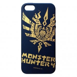 Gourmandise Monster Hunter iPhone 5 excl...