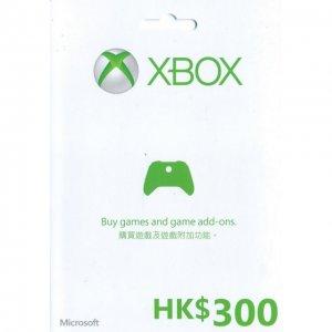 Xbox Gift Card (HKD 300)