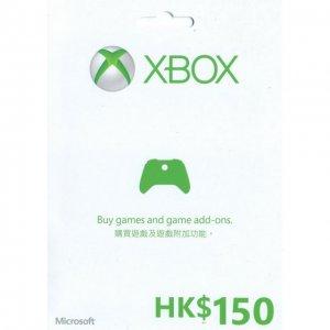 Xbox Gift Card (HKD 150)