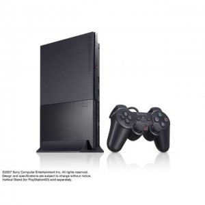 PlayStation2 Console Charcoal Black (100...