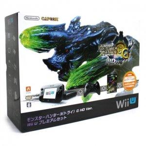 Nintendo Wii U (Monster Hunter 3G HD Ver...