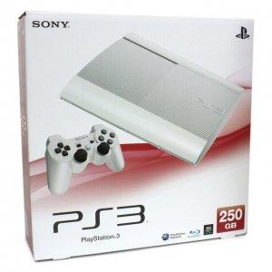 PlayStation3 New Slim Console (250GB Cla...