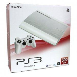 PlayStation3 New Slim Console (500GB Cla...