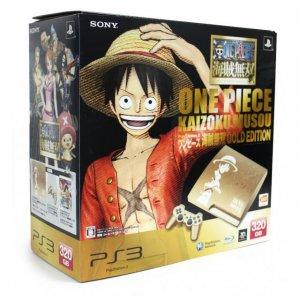 PlayStation3 Slim Console - One Piece: K...