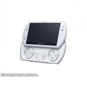 PSP PlayStation Portable Go (White)
