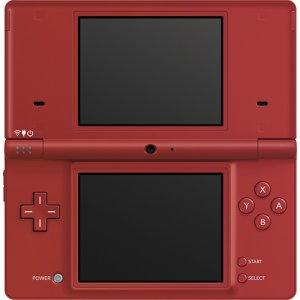 Nds Nintendo DSi (Matte Red)