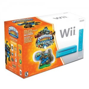 Nintendo Wii Bundle (incl. Skylanders Gi...