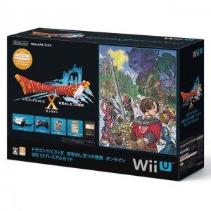 Nintendo Wii U (Dragon Quest X Mezameshi...