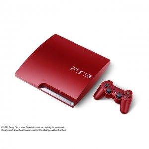 PlayStation3 Slim Console (HDD 320GB Sca...