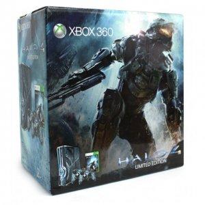 Xbox 360 Slim Console (320GB) Halo 4 Lim...