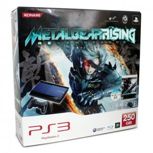 PlayStation3 New Slim Console - Metal Ge...