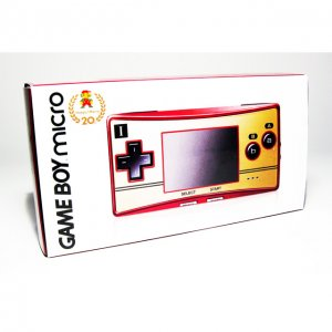 GameBoy Micro Famicom Model