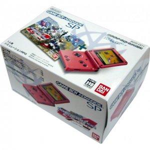 Game Boy Advance SP - SD Gundam G Genera...