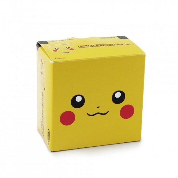 Game Boy Advance SP - Pikachu Limited Edition (110V)