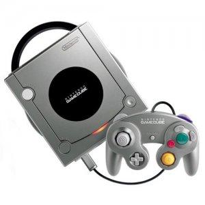 Game Cube Console - Silver/Platinum