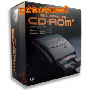 PC-Engine Super CD-ROM