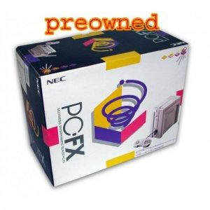 PC-FX Console