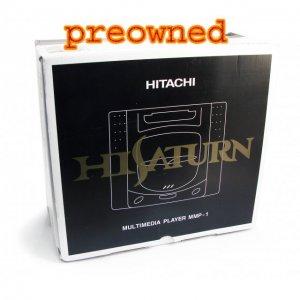 Sega Saturn Console - Hitachi Hi-Saturn ...